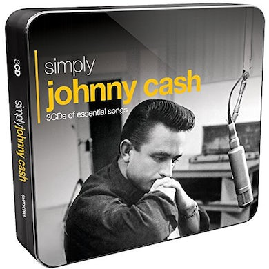 SIMPLY JOHNNY CASH CD
