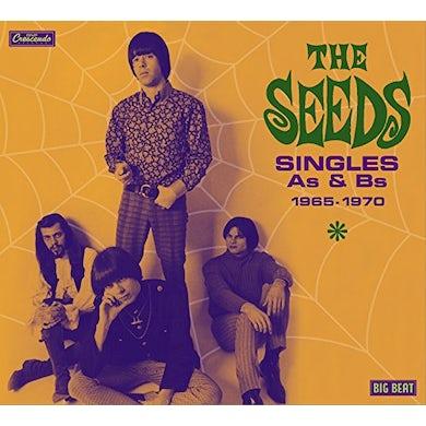 The Seeds SINGLES A'S & B'S 1965-70 CD