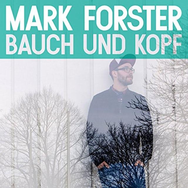 Mark Forster BAUCH UND KOPF CD