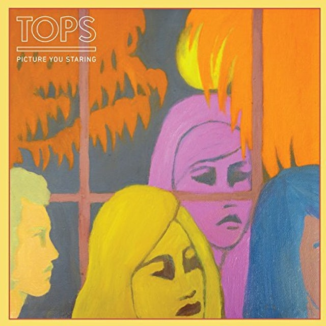 Tops PICTURE YOU STARING CD