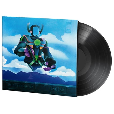 Can MONSTER MOVIE Vinyl Record