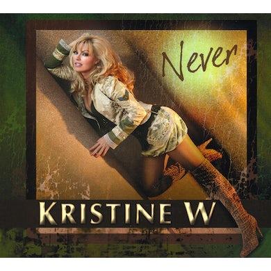 Kristine W NEVER CD