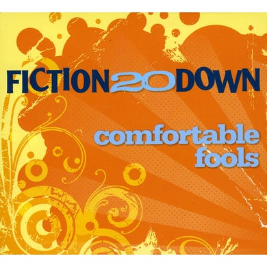 Fiction 20 Down COMFORTABLE FOOLS CD
