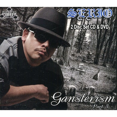 Serio GANSTERISM PART 3 CD