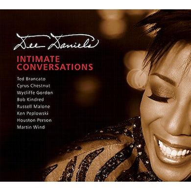 Dee Daniels INTIMATE CONVERSATIONS CD