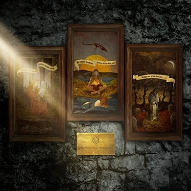 Opeth PALE COMMUNION Vinyl Record