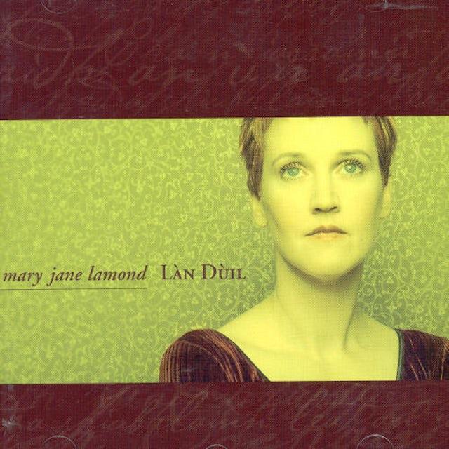 Mary Jane Lamond
