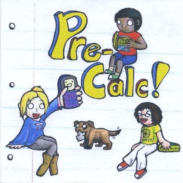 Susan Cantey PRE-CALC CD
