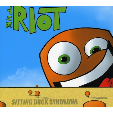 Riot SITTING DUCK SYNDROME CD