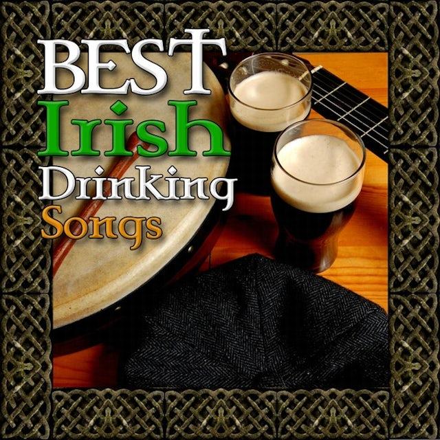 Marc Gunn BEST IRISH DRINKING SONGS CD