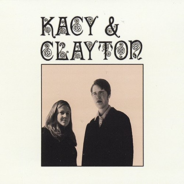 Kacy & Clayton DAY IS PAST & GONE Vinyl Record