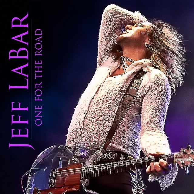 Jeff Labar ONE FOR THE ROAD CD