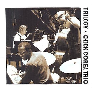 Chick Corea TRILOGY CD