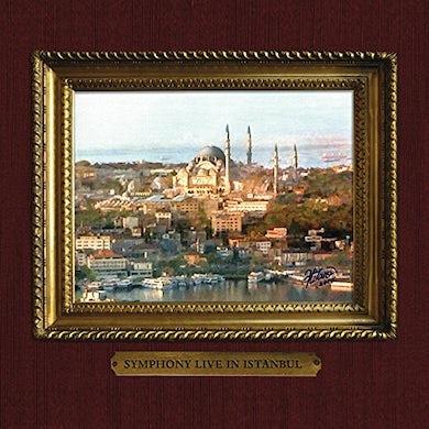 Kitaro SYMPHONY LIVE IN ISTANBUL CD