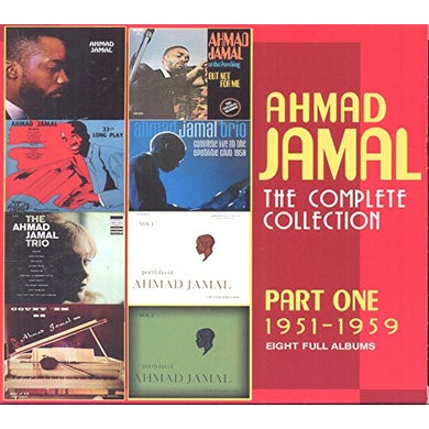 Ahmad Jamal COMPLETE COLLECTION: 1951-1959 CD