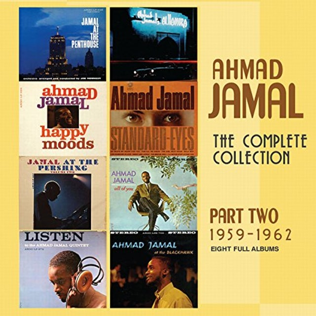 Ahmad Jamal COMPLETE COLLECTION: 1959-1962 CD