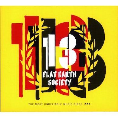 Flat Earth Society 13 CD