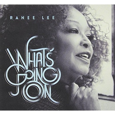 Ranee Lee WHATS GOING ON CD
