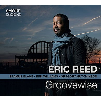 Eric Reed GROOVEWISE CD