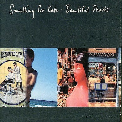 Something For Kate BEAUTIFUL SHARKS Vinyl Record