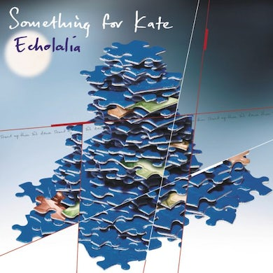 Something For Kate ECHOLALIA Vinyl Record