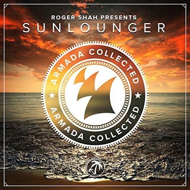Roger Shah ARMADA COLLECTED: SUNLOUNGER CD