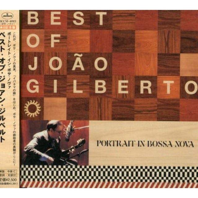 MILLENNIUM JOAO GILBERTO CD