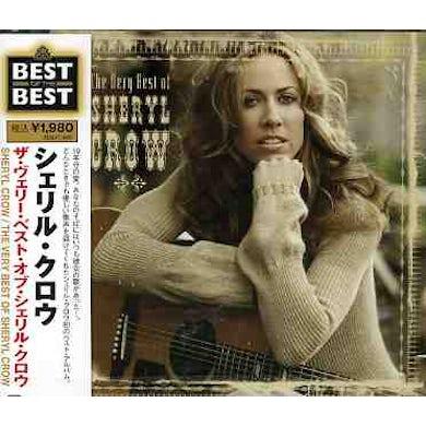 Sheryl Crow VERY BEST CD