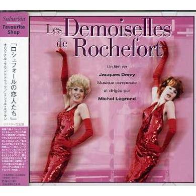 Michel Legrand LES DEMOISELLES DE ROCHEFORT-REMAS CD