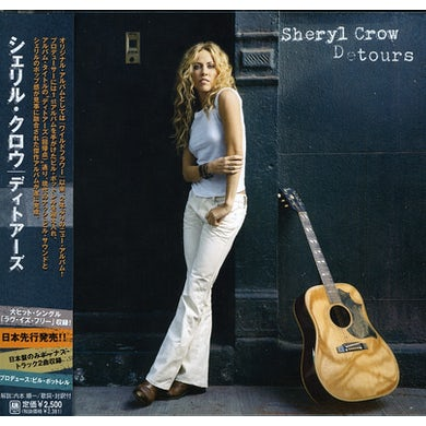 Sheryl Crow DETOURS CD