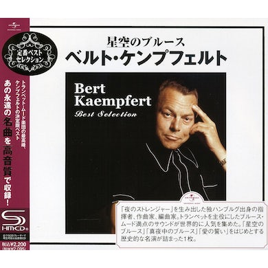Bert Kaempfert BEST SELECTION CD