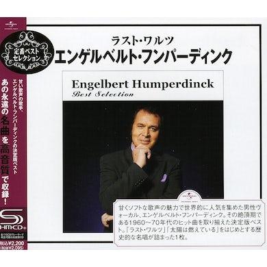 Engelbert Humperdinck BEST SELECTION CD