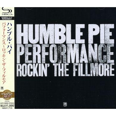 Humble Pie PERFORMANCE CD