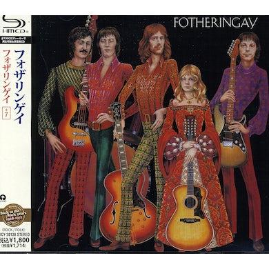 FOTHERINGAY CD