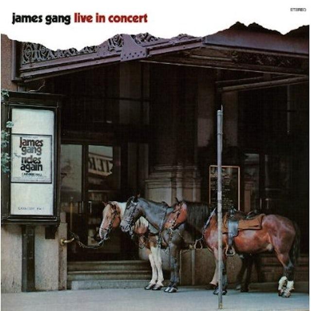 James Gang LIVE IN CONCERT CD