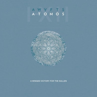 Winged Victory For The Sullen ATOMOS CD