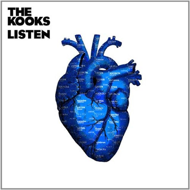 The Kooks LISTEN CD