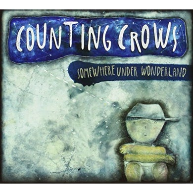 Counting Crows SOMEWHERE UNDER WONDERLAND CD