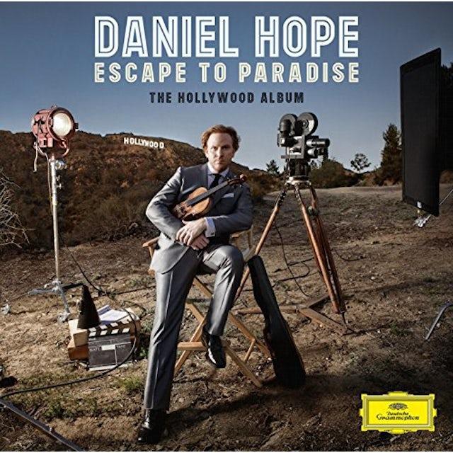 Daniel Hope ESCAPE TO PARADISE: THE HOLLYWOOD ALBUM CD