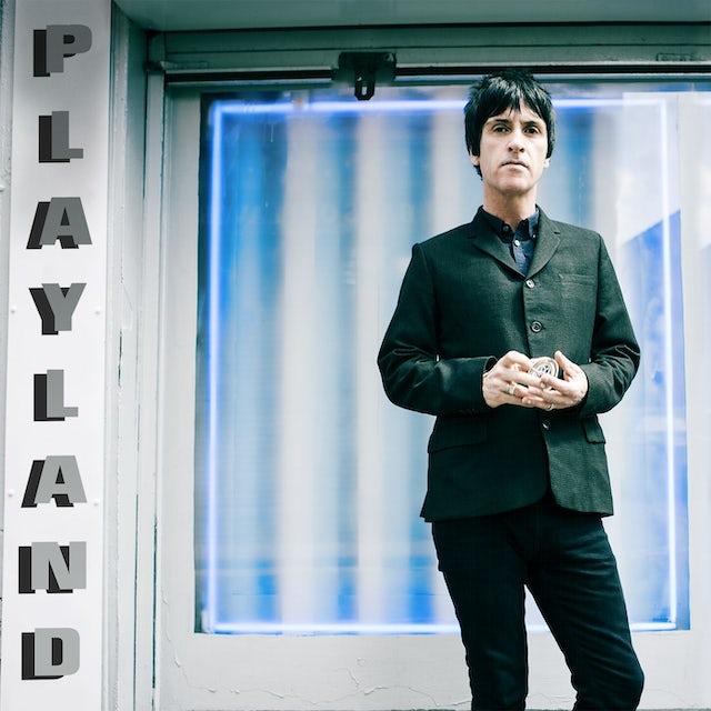 Johnny Marr PLAYLAND CD