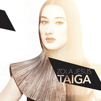 Zola Jesus TAIGA CD