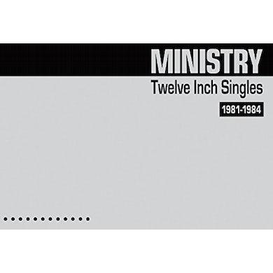Ministry TWELVE INCH SINGLES CD