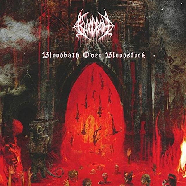 Bloodbath OVER BLOODSTOCK CD