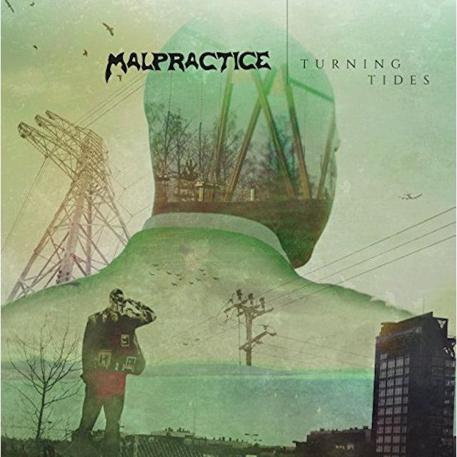 Malpractice TURNING TIDES CD