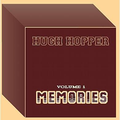Hugh Hopper VOL. 1-MEMORIES CD