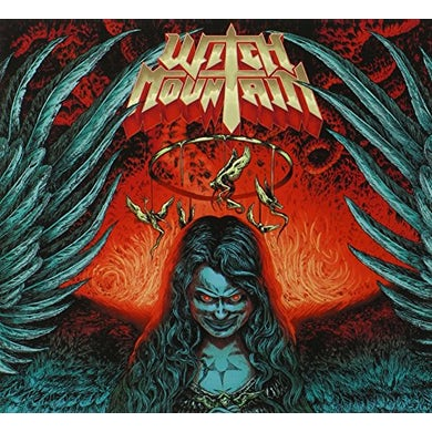 WITCH MOUNTAIN MOBILE OF ANGELS CD