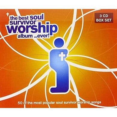 BEST SOUL SURVIVOR CD