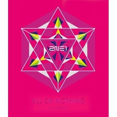 2014 2NE1 WORLD TOUR LIVE CD [ALL OR NOTHING IN SE CD