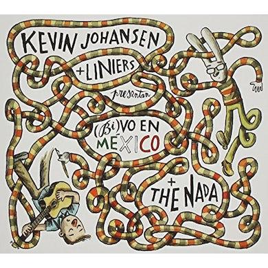 Kevin Johansen (BI) VO EN MEXICO CD