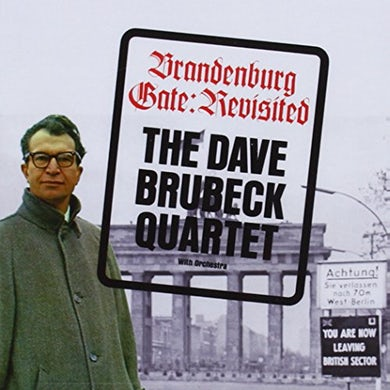 Dave Brubeck BRANDENBURG GATE: REVISITED CD